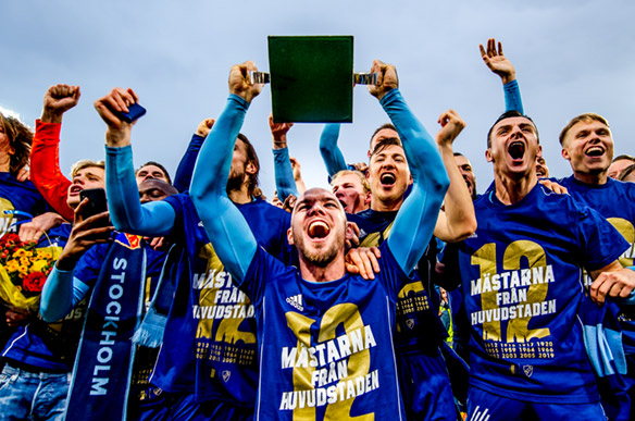 Swedish Football League 2019