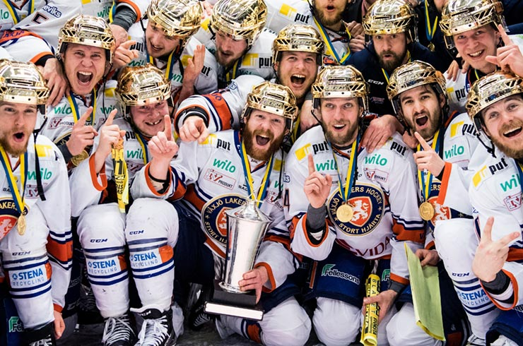 Swedish Hockey League 2018